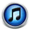 Blue Itunes Music Icon image #13467