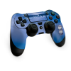 Blue Ps4 Controller Png image #42100