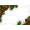 Borders And Frames Christmas Decorations image #47105