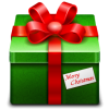 Box, Christmas, Gift, Holiday Icon image #34982