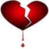 Broken Heart Icon image #20797