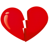 Broken Heart  Transparent Image image #45702