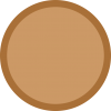 Bronze Medal Blank Icon image #13822