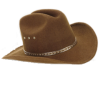 Brown Hat Cowboy Icon image #7736