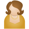 Brown Woman People Icon | Icon2s | Download Free Web Icons image #1689