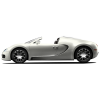 White Sports Car Bugatti image #31734