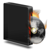 Burn Disk Drawing Icon image #21254