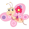 Butterfly Cartoon image #31563