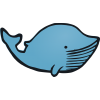 Calm And Blue Whale Pictures image #47816