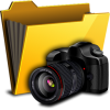 Camera Folder Pictures Icon image #34382