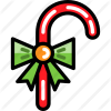 Icon Download Candy Cane image #34845