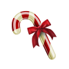 Vector Free Candy Cane image #34856