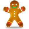 Candy, Christmas, Cookie Icon image #9809