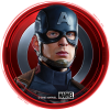 Download Captain America Clipart image #32562