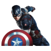 Free Download Of Captain America Icon Clipart image #32551