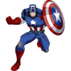 Free Pictures Captain America Clipart image #32574