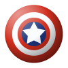 High Resolution Captain America  Clipart image #32556