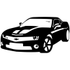 High Resolution Car Silhouet  Icon image #21300