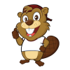 Cartoon Character Beaver Pictures image #47729