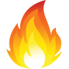 Cartoon Fire Flames Transparent image #44283