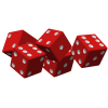 Casino Dice  1 Dice Clipart Clipart Panda  Free Clipart Images image #41782