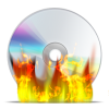 Burn Disk Icon Transparent image #21267