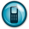 Cell Phone Icon thumbnail 7436
