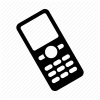 Download Icon Cell Phone image #7440