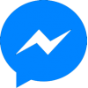 Chat, Facebook, Messenger, Social Logo image #44110