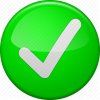 Check, Confirm, Ok Button, Tick, Yes Icon image #3107