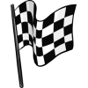 Checkered Flag Svg Free image #26906