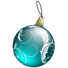 Download Free High-quality Christmas Balls  Transparent Images image #35235