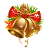 Christmas Bell  Clipart thumbnail 30814