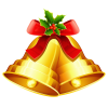 Christmas Bell  Clipart thumbnail 30833