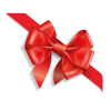 Christmas Bow PNG Free Download image #42254