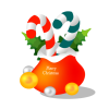 Christmas Gift Icon Svg image #34996