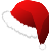 Christmas Hat  Vector image #19601