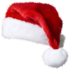 Vector Download Free Christmas Hat image #19605