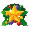 Christmas Star Icon image #9807