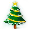 Christmas Tree, Holiday Icon image #9815