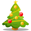 Christmas Tree Download Icons image #23746