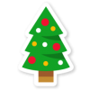 Transparent Christmas Tree image #23755