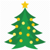 Christmas Tree Icon image #9813