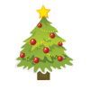 Christmas Tree Icon image #9825
