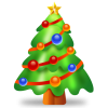 Christmas Tree Icon image #9801