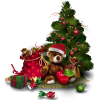 Christmas Tree Ornaments Transparent image #35285