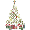 High Resolution Christmas Tree  Icon image #31867