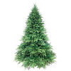 Christmas Tree Collection Clipart image #31873