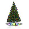 Christmas Tree  Transparent image #31872