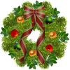 Images Download Free Christmas Wreath image #39776